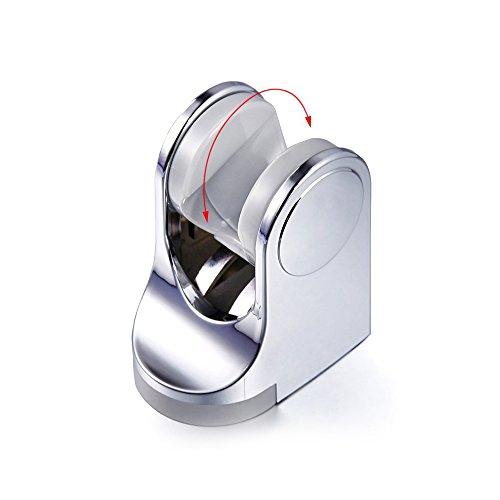 S R SUNRISE ABS verstellbar Brausehalter Wandstange Duschkopfhalter für Badezimmer Handbrause SRWMH1