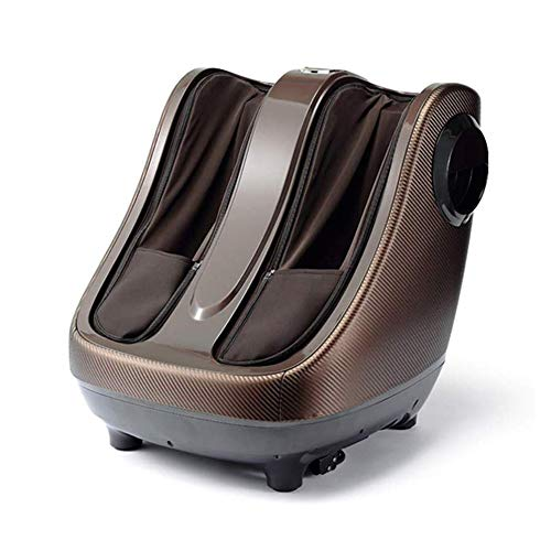 Cheapest Price! ZYG.GG Electric Foot Massager Machine, Foot Massage with Heat, Deep Kneading, Rollin...