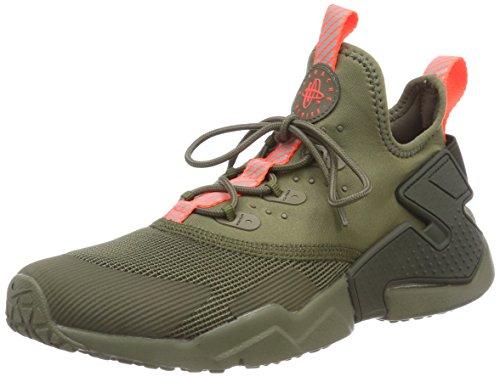 Nike Unisex Huarache Drift (GS) Fitnessschuhe, Mehrfarbig (Medium Olive/Total C 200), 38 EU