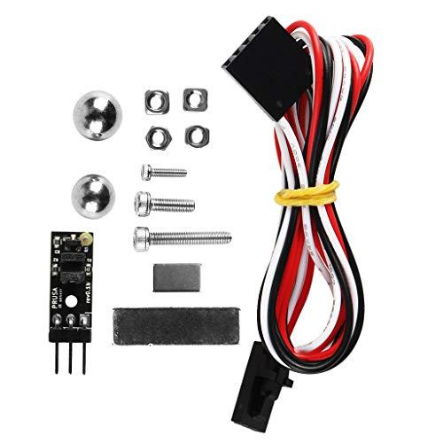 Detect Stuck IR Filament Sensor Kit with Cable for Prusa i3 MK2.5 MK3 MK3S 3D Printer Parts