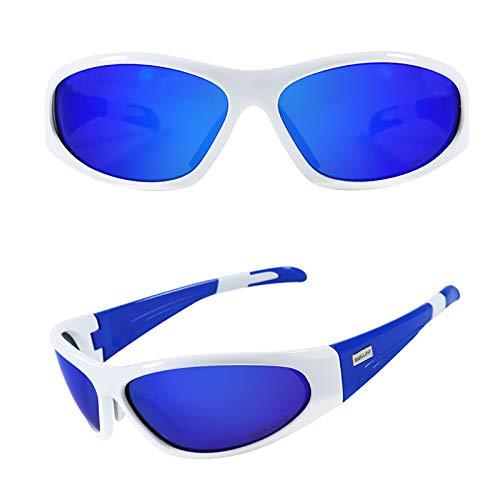 Gafas De Sol Deportivas Gafas De Ciclismo UV400 Ciclismo Béisbol Pesca Esquí Correr Golf Gafas A Prueba De Viento Al Aire Libre para Mujeres Y Hombres,D