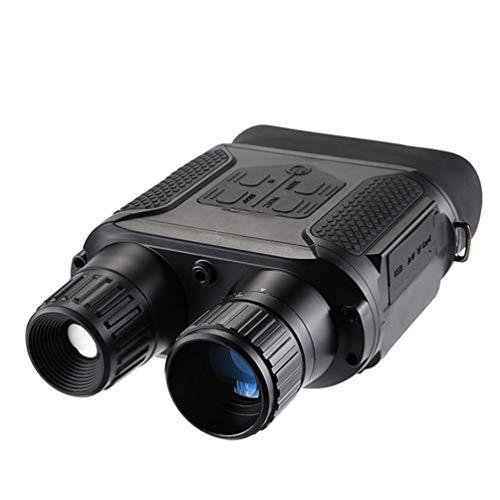 WNTHBJ Mit Großem Bildschirm Roten Nachtsichtgerät, Fernglas Digitalem Teleskop, Zoom HD Nachtsichtbrille, Golf Tragbares Outdoor-Teleskop