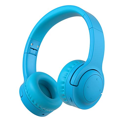 SFBBBO Headset Bluetooth 5.0 Kids Headphones with 93db Limited Volume,...