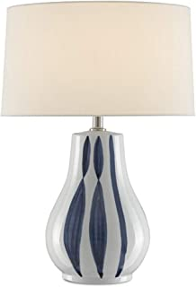 Currey & Company Lighting Trace Table Lamp