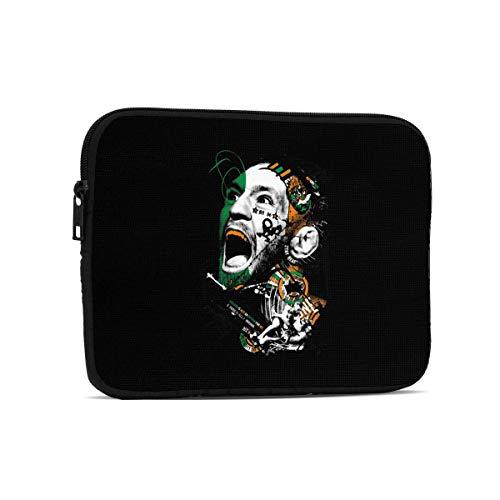 ラップトップスリーブ タブレットケース コナー・マクレガー アート 怖い 人物画像ポスター タブレットバッグ インナーバッグ パソコンケース PCケース パソコンバッグ パソコンカバー 収納ケース 7.9/ 9.7インチiPad対応保護スリーブ 薄型 男女兼用