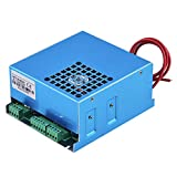Orion Motor Tech 40W Laser Power Supply for K40 CO2 Laser Engravers and Laser Cutters, Superior Replacement...