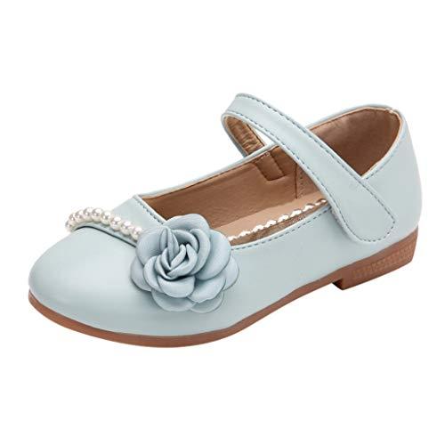 profesional ranking Sandalias de niña, zapatos de piel princesa AIni, zapatos de baile de niña, zapatos de vestir … elección