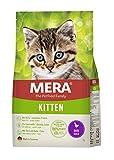 MERA Cats Kitten Ente, Trockenfutter für heranwachsende Katzen und Kätzchen, getreidefrei &...