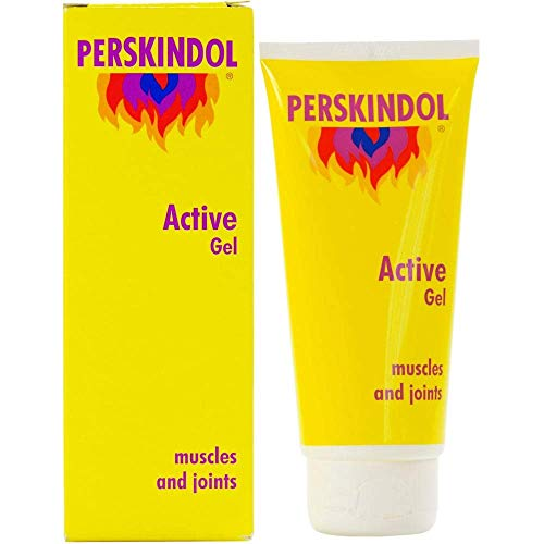 PERSKINDOL GEL from Swiss - Muscles Aches Strain Pain Relief -100ml / 3.38floz