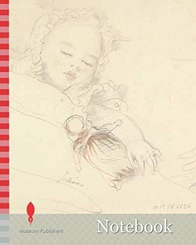 Notebook: Julian Hayter, the Artist's Daughter, John Hayter, 1800-1895, British, 1836, Watercolor...