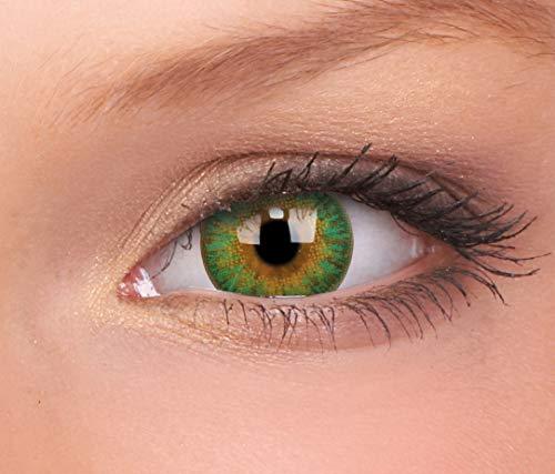 Farbige Kontaktlinse TruBlends violett Täglich Einweg 14 mm stärke 0.00 von ColourVUE entfernt