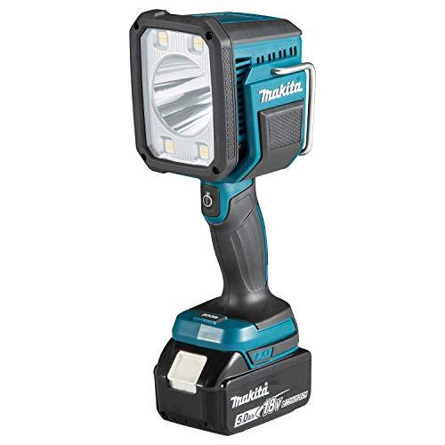 Makita LED-Akku-Handstrahler 14,4 V/18 V Arbeitsleuchte Licht Lampe DEADML812