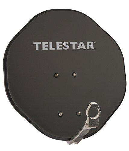 Alurapid Telestar 45 de Aluminio de 40 mm 45 cm LNB Parábol