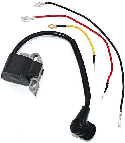 XHUENG Durable Bobina de Encendido para STIHL 021023025 MS210 MS230 MS250 Piezas de Motosierra # 0000400 1306
