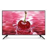 yunyun TV Inteligente de Alta definición de 24/32/42/50 Pulgadas, TV LCD LED de Panel Plano básico, TV ultradelgada para Sala de reuniones de Oficina en casa (versión de TV, versión en línea)