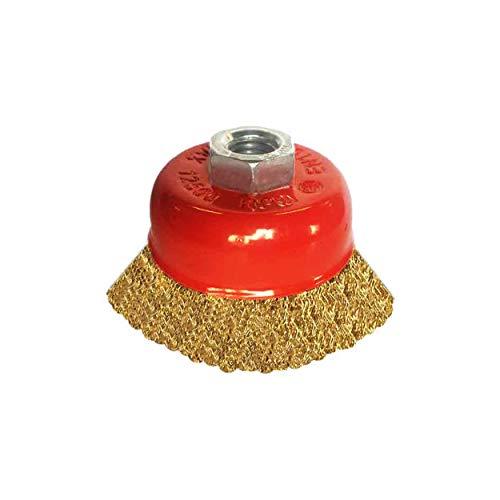 Parkside - Cepillo de olla trenzado, ideal para trabajos de cepillado pesados...