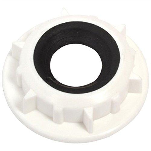 Spares2go - Guarnizione e ghiera per braccio irroratore superiore, per lavastoviglie Ariston