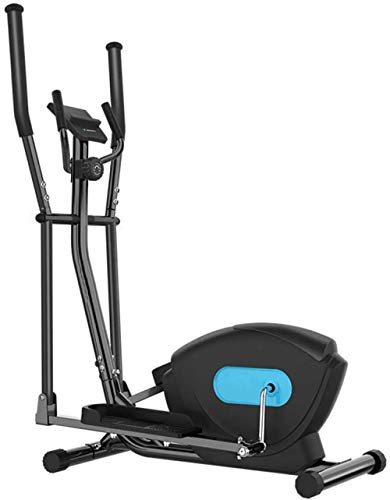 3 in 1 Magnetische Steuerung Cross Trainer Gym Haushalt Tragbare kleine Ultra leise Ausrüstung Space Walker Maschine Ellipsentrainer Spinning Laufband Heimtrainer-Ohne Sitz Iteration