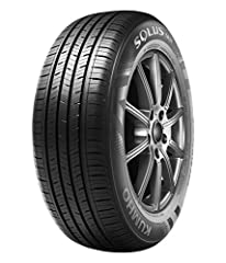 Wide shoulder blocks create a soft contact edge with the road for better traction and steering response and better grip around corners. Siped, four-groove tread creates gripping surfaces that also evacuate water into the central grooves, away from th...