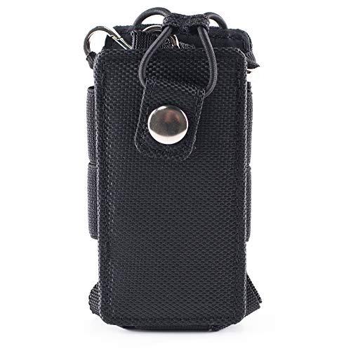 Motorola Solutions MOTDB PMLN7706AR Motorola Talkabout Two-Way Radio Carry Pouch, black