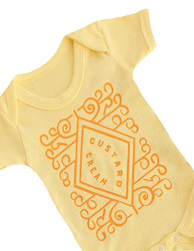 Baby Moo's - Chaleco de bebé para niños o niñas con diseño de galleta, ideal para baby shower,...