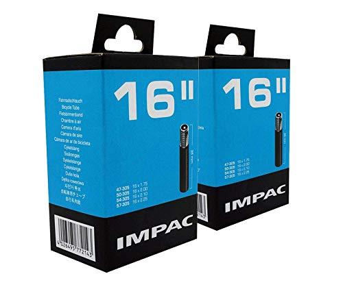 Impac 2 Paquete Ciclo Tubos 16