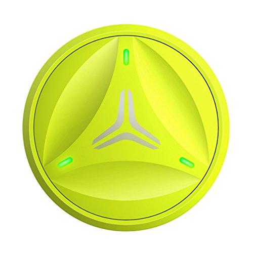 Minch Smart Tennis Sensor, Tennis Swing Analyzer,Bluetooth Training Analyzer, Activity Tracker Compatible with Android & iOS