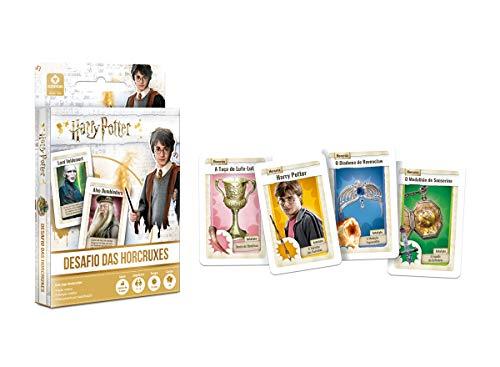 Harry Potter – Desafio das Horcruxes Copag, 99442, Estampado