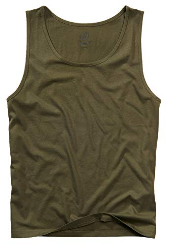 Brandit Tank-Top, Oliv 5XL