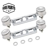 AMI PARTS WB16K10026 Double Burner Assembly Replacement Part Compatible with General Electric Hotpoint Gas...