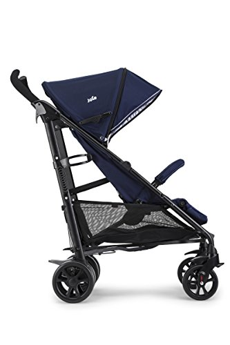 Joie Brisk LX Buggy incl. Rain Cover Midnight Navy Joie Umbrella Buggy. Can be combined with i-gemm, Gemm. Lightweight folding frame with umbrella. 4