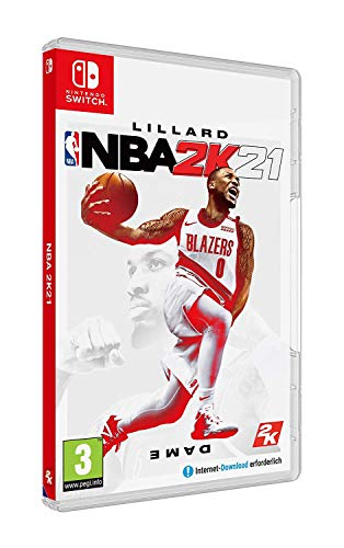 NBA 2K21 (Switch) - Nintendo Switch [Edizione: Regno Unito]