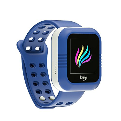 Kiwip Smart Watch for Children Blue