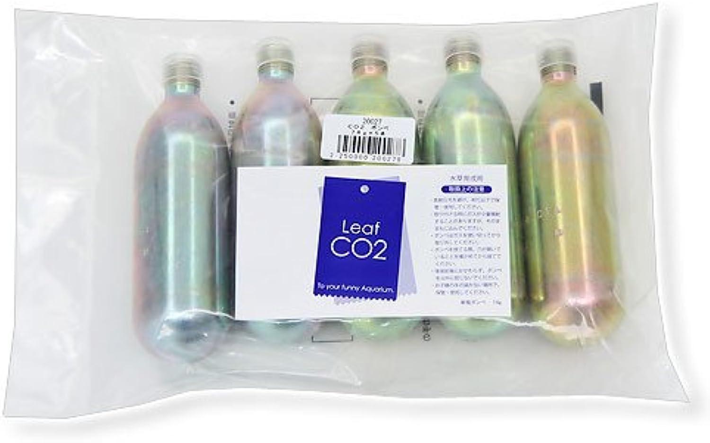 Leaf CO2 cylinder 74g 5 5 5 Set carbonate bomb general