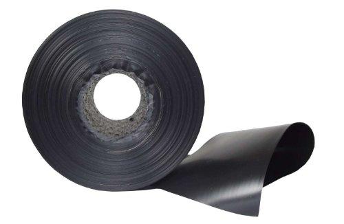 Schlauchfolie Schlauch 150/5m Schwarz 100mµ