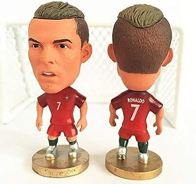 """Portugal Cristiano Ronaldo #7 Toy Figure 2.5"""""""