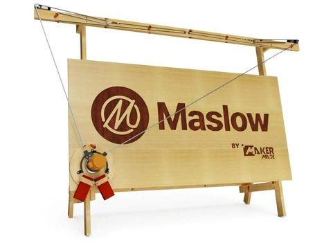 Maslow CNC Router Kit performance