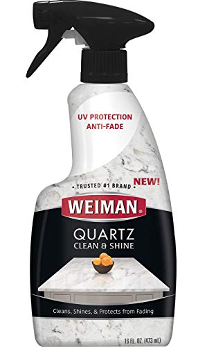 Quartz Countertop Cleaner with UV Protection