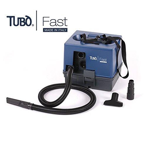 Aertecnica - Aspiradora sopladora portátil Fast profesional , con toma para herramienta eléctrica, potente-ligera-compacta, de 30x 30x 28 y 1000W de potencia