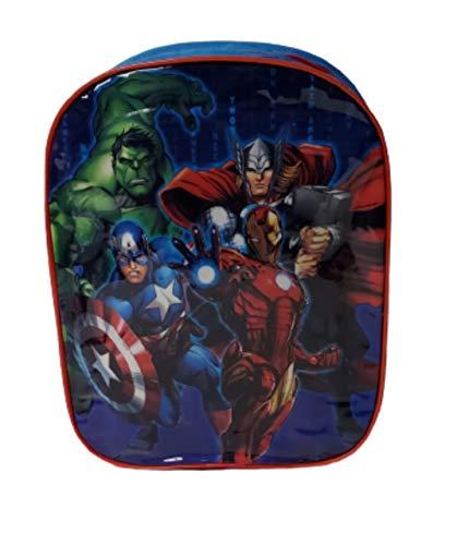 Marvel Avengers Captain America Hulk Kids Backpack Girls Boys School Bag