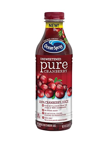 Unsweetened Pure Cranberry