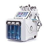 Hydrogen Oxygen Facial Beauty Machine 6 in 1 Multifunctional Vacuum...
