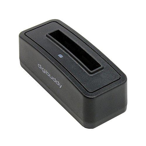 Estación de carga de batería 1301 para Samsung Galaxy S5 Dx;adecuado para la batería Samsung BG8000BBE, EG-BG8000BBE