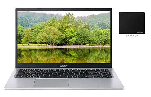 "Newest Acer Aspire 5 Laptop, 15.6"" FHD IPS 1080P, 11th Gen Intel Quad-Core i7-1165G7, Intel Iris Xe Graphics, 12GB RAM, 512GB PCIe SSD, WiFi 6, HD Webcam, Backlit KB, HDMI, Win 10 + GalliumPi Mousepad -  A-i7-12-512-227313"