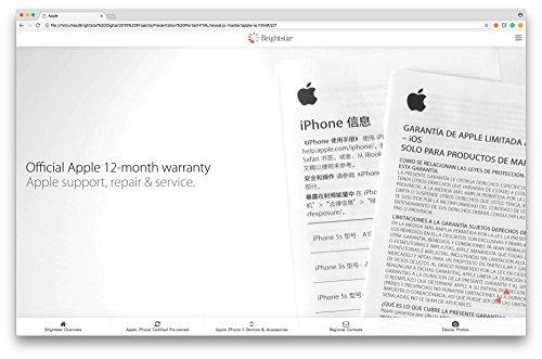Apple iPhone 7, Smartphone 128 GB, Rosa (Generalüberholt)