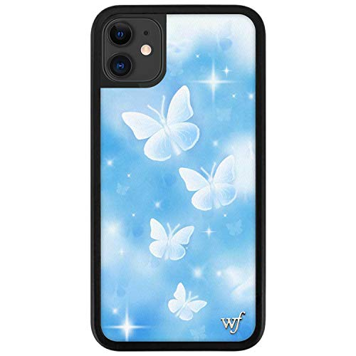 Wildflower Limited Edition Cases Compatible with iPhone 11 (Butterfly Sky)