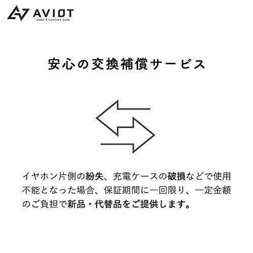 AVIOTTE-D01iトゥルーワイヤレスイヤホンBluetoothイヤホン完全ワイヤレス(MintGreen)