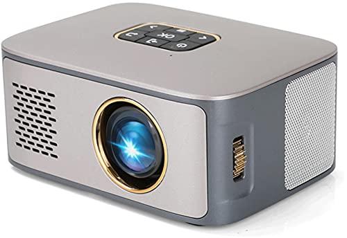 Kettles Proyector 4K 3500 lúmenes 108 0P HD Portátil de Video DIRIGIÓ Proyector USB HDMI Beamer para la Fiesta de Cine en casa Juego Juego de Entretenimiento al Aire Libre
