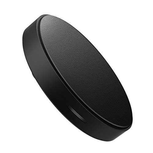 PIHEN PU Leather Wireless Charger 10W Qi-Certified Wireless Charging Pad Compatible iPhone 11/11 Pro/11 Pro Max/X/XR/XS MAX/XS/8/8 Plus Samsung Galaxy S6 S7 S8 S9 S10 Note 7/8/9/10/10 Plus