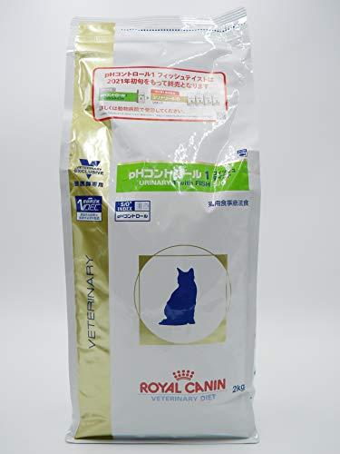 ロイヤルカナン キャットフード pHコントロール 1 フィッシュテイスト 2kg